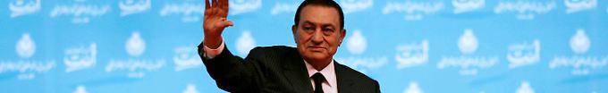 Der Tag: 11:11 Ägyptens Ex-Präsident Mubarak ist frei