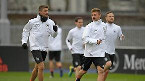 WM-Qualifikation in Baku: Löw muss noch an DFB-Elf schrauben