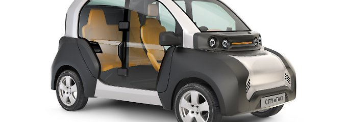 Optisch lässt der ACM Erinnerungen an den Fiat Multipla wach werden. Ein Auto, dass keinen Schönheistwettbewerb gewonnen hat.
