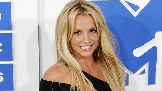 Promi-News des Tages: Sexvideo von Britney Spears aufgetaucht