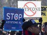 Großes Risiko für die Umwelt: Trump genehmigt umstrittene Ölpipeline