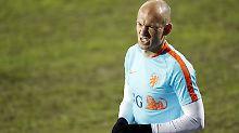 Favoriten droht WM-Quali-Aus: Bei Oranje geht das K.o.-Gespenst um