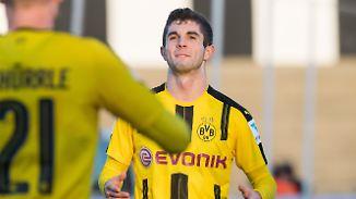 """""""Er ist unser Spieler"""": Christian Pulisic verzückt die Bundesliga"""