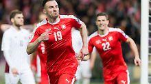 Fünfter Sieg in WM-Qualifikation: Schweiz weiter mit weißer Weste