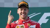 """""""Das interessiert mich nicht. Das erste Rennen ist nicht der Zeitpunkt, um auf die Tabelle zu schauen"""", betonte Vettel."""