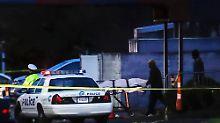 Ein Toter und viele Verletzte: Schütze eröffnet Feuer in US-Nachtklub