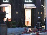 Fürstentum Monaco abgeriegelt: Räuber überfallen Luxus-Juwelier