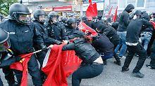 """""""G20 Welcome to Hell"""": Hamburg rüstet sich für den Gipfel"""