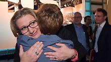 Die Reaktionen der Parteien: CDU schöpft Mut, SPD zweckoptimistisch