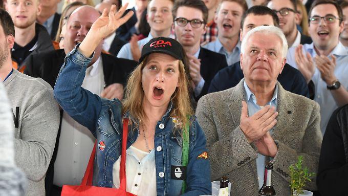 Das Fundament für den CDU-Wahlsieg legten erneut ältere Wähler.