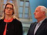 Gute Nachrichten für Merkel: Kaum Schulz-Effekt, keine Wechselstimmung