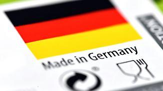 """Zeichen für Qualität und Innovationskraft: Alle lieben """"Made in Germany"""""""