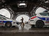 Seit November 2015 herrschen am Eiffelturm scharfe Sicherheitsvorschriften.