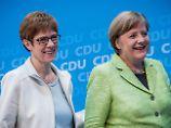 Person der Woche: Was Merkel von AKK noch lernen kann