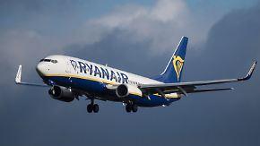 Zwei Maschinen, vier Ziele: Ryanair hebt erstmals vom Flughafen Frankfurt ab
