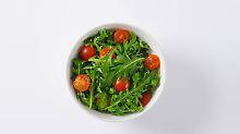 Chicorée, Feldsalat und Rucola: Wie gut ist der Salat?