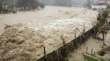 Gestörte Luftströme: Wetter-Extreme sind menschengemacht
