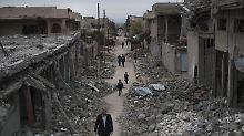 Zivilisten unter Beschuss: Mossul ist nicht das neue Aleppo