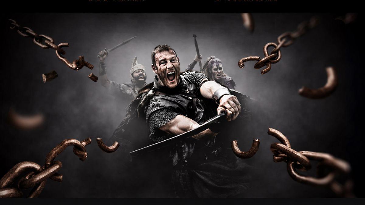 Aufstand Der Barbaren Serie