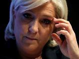 Fühlt sich verleumdet: Marine Le Pen.