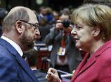 Große Koalition doch denkbar?: Union macht Druck auf SPD