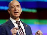 Auf dem Weg an die Spitze: Bezos ist reicher als Buffett