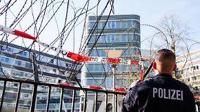 Vor G20-Gipfel in Hamburg: Polizei bereitet sich auf Krawall vor