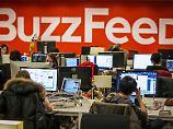 Der Hauptsitz des US-Medienunternehmens Buzzfeed befindet sich in New York.