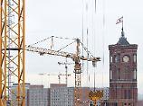 Südländer von Spitze verdrängt: Berlins Wirtschaft holt auf