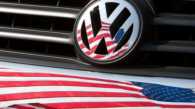 """Die Ermittlungen in den USA zum """"Dieselgate"""" sind mit dem Vergleich nicht abgeschlossen."""