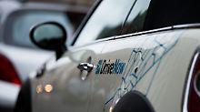DriveNow ist nur eines der vielen Carsharing-Angebote in Deutschland.