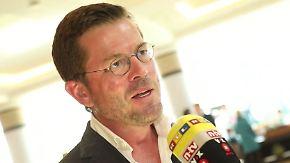 Startup News: Zu Guttenberg über die Probleme der deutschen Gründerszene