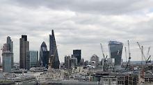 Trotz Brexit: Britische Wirtschaft zeigt sich unbeeindruckt
