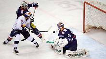 Entscheidung am Sonntag möglich: München auf Eishockey-Finalkurs