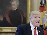 """USA prüfen Handelsbeziehungen: Trump droht mit """"harten Konsequenzen"""""""