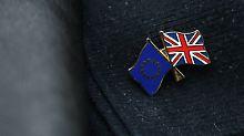 Noch vor dem Brexit: EU fordert Schulden von London ein