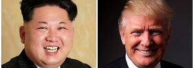 """Reaktion auf UN-Rede: Kim: Trump ist ein """"dementer US-Greis"""""""