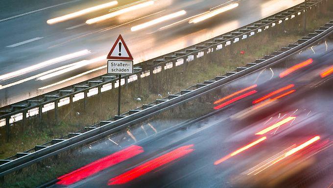 Die Autobahn-Benutzung kostet künftig.