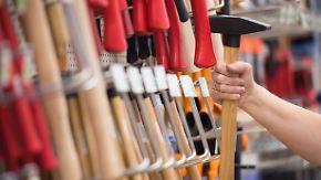 Gegen Online-Konkurrenz: Baumärkte rüsten kreativ auf