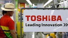 Der Börsen-Tag: Trump belastet Asien-Börsen – Toshiba klettern 20 Prozent