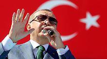 THEMENTAG TÜRKEI: Das ist Erdogans Weg zum Ein-Mann-Regime