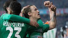 """Europapokal, Europapokal!"": Werder deckelt euphorische Fan-Träume"