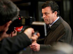 "Brian Lenihan: ""Irland ist nicht bankrott."""