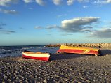 Strand von Riohacha