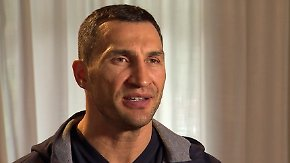 """WM-Kampf gegen Titelverteidiger Joshua: Klitschko stellt sich auf """"schwierigen Kampf """"ein"""