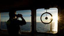 """Massenhaft Eis auf Titanic-Route: Küstenwache warnt vor """"Eisberg-Schwarm"""""""
