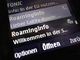 Roaming-Gebühren