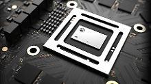 Stärker als Playstation 4 Pro: Xbox Scorpio wird ein 4K-Biest
