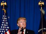 """""""Kann zu einem Weltkrieg führen"""": Was Trump bisher über Syrien sagte"""