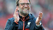 Top-Teams geben sich kein Blöße: Klopps Liverpool dreht schwache Partie